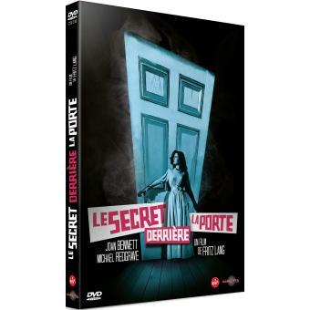 Le Secret derrière la porte DVD