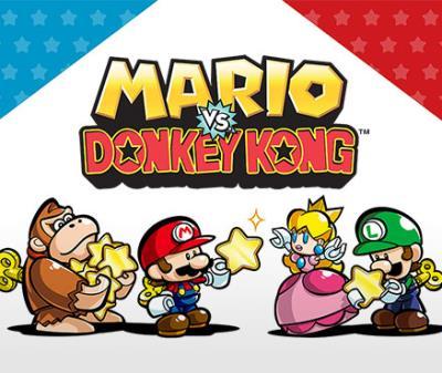 Mario vs Donkey Kong Wii U - Nintendo Wii U