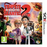 TEMPETE DE BOULETTES GEANTES 2 3DS