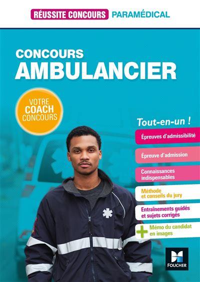 Réussite Concours - Ambulancier - Concours d'entrée - Préparation complète