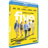 Five Blu-ray