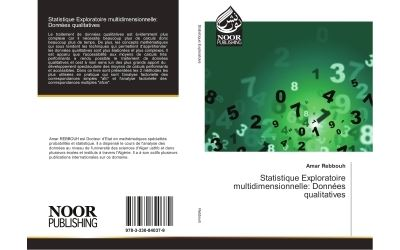 Statistique Exploratoire multidimensionnelle : Données qualitatives