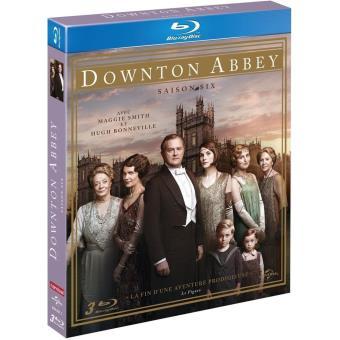 Downton AbbeyDownton Abbey Saison 6 Blu-ray