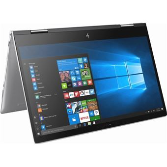 """HP Envy X360 15.6"""" Touch 128GB SSD + 1TB HDD Core I5-8250 3.4GHz UHD Graphics 620 Laptop"""