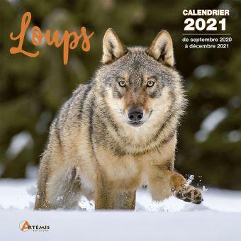 Calendrier Loup 2021 Calendrier Loups 2021   broché   Collectif   Achat Livre | fnac