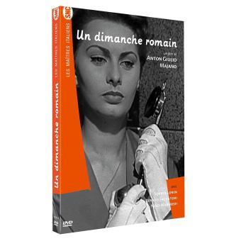 Un dimanche romain DVD