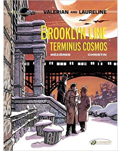 Valérian - tome 10 Brooklyn line, terminus cosmos