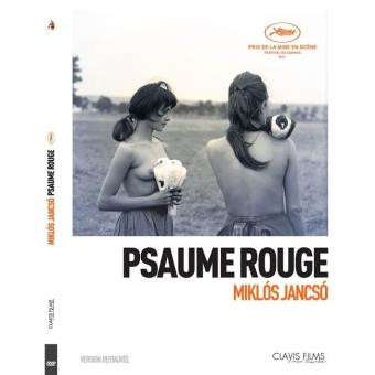 Psaume rouge DVD