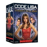 Coffret Code Lisa Saisons 1 à 5 L'Intégrale Édition Spéciale DVD