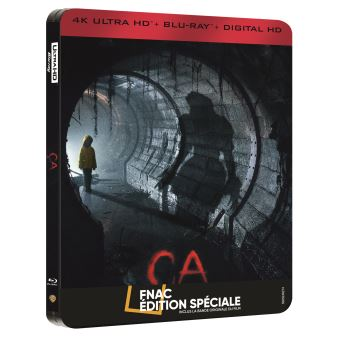 ÇaÇaEdition spéciale Fnac Steelbook Blu-ray 4K + 2D
