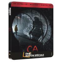ÇaEdition spéciale Fnac Steelbook Blu-ray 4K + 2D