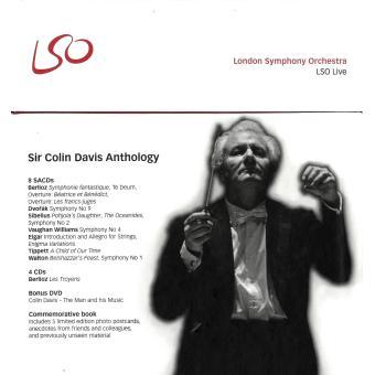 Sir Colin Davis - Anthology - 12 CD