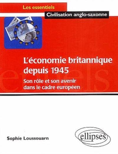 L'économie britannique depuis 1945