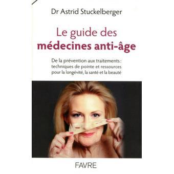 Le guide des médecines anti-âge