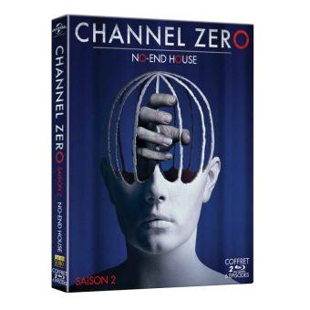 Channel ZeroChannel Zero Saison 2 : No-End House Blu-ray