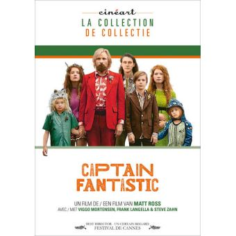 CAPTAIN FANTASTIC CINEART COLLECTION