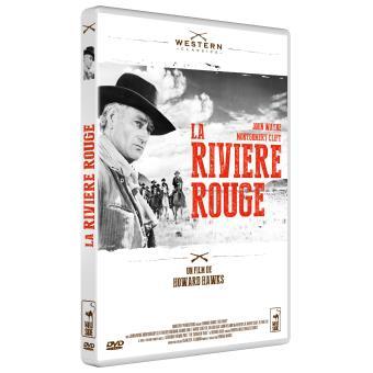 La Rivière rouge DVD