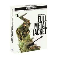 Full Metal Jacket Coffret Edition Collector Blu-ray 4K Ultra HD