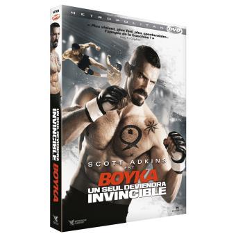Un seul deviendra invincible Boyka DVD