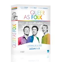 Queer as folk Intégrale Saisons 1 et 2DVD