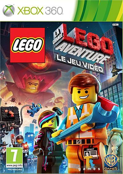 La Grande Aventure Lego Xbox 360 - Xbox 360