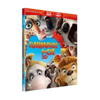 Animaux & Cie - Blu-Ray - Version 3D Active - Fourreau lenticulaire