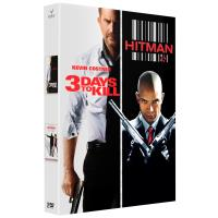 3 Days to Kill, Hitman coffret DVD