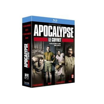 Coffret Apocalypse Edition limitée Blu-ray