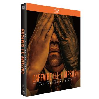 American Crime StoryAmerican Crime Story Saison 1 L'Affaire O.J. Simpson Blu-ray