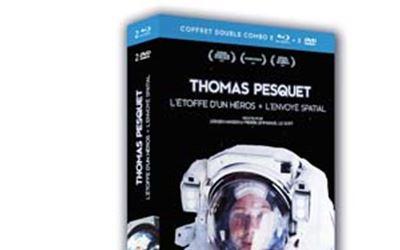 Coffret thomas pesquet combo blu ray dvd chez Fnac