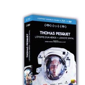 Coffret Thomas Pesquet Combo Blu-ray DVD
