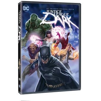 Justice League Dark DVD