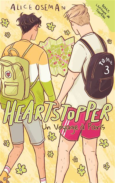 Heartstopper - Un voyage à Paris