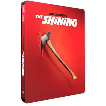 Shining/steelbook iconic edition limitee