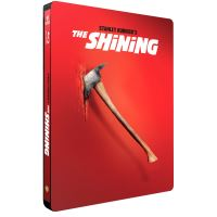 Shining/steelbook iconic edition limitee