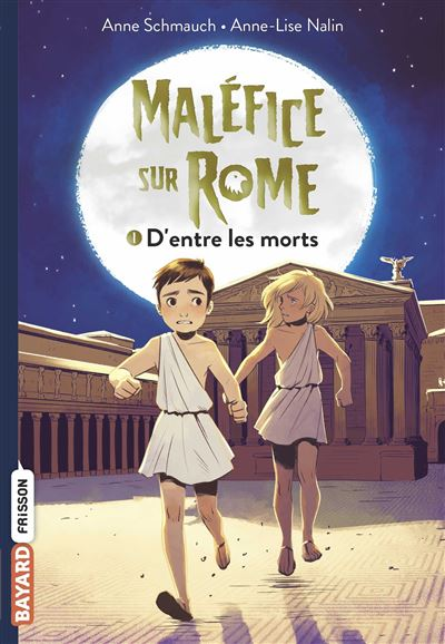 Maléfice sur Rome