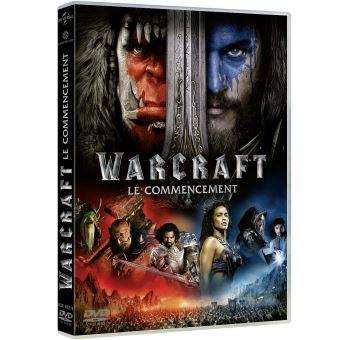 Warcraft Le Commencement DVD