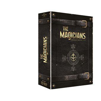 The magiciansCoffret The Magicians Saisons 1 à 3 DVD