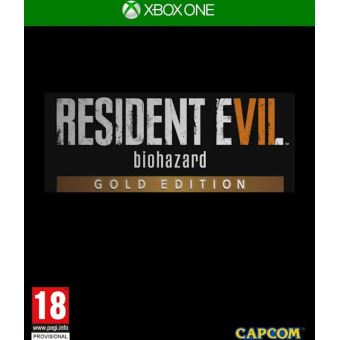 Resident Evil 7: Biohazard (Gold Edition) Xbox One
