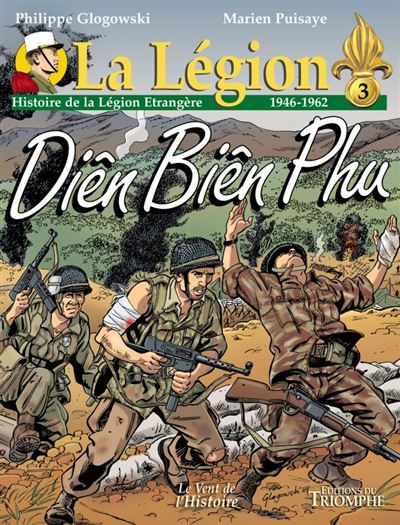 La Légion 1946-1962
