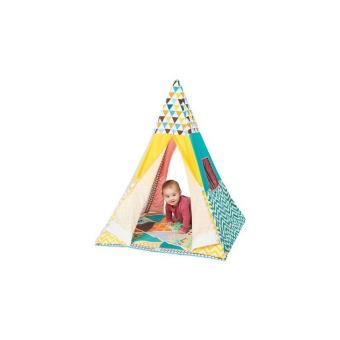 tapis de jeux evolutif teepee infantino tapis d 39 veil. Black Bedroom Furniture Sets. Home Design Ideas