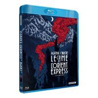 Le Crime de l'Orient Express Exclusivité Fnac Blu-ray