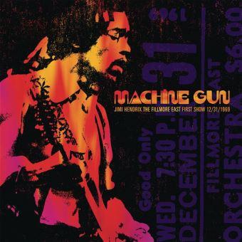 Machine Gun : The Fillmore East First Show 31 Decembre 1969