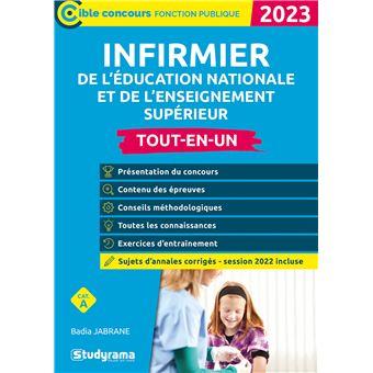 Infirmier De L Education Nationale Et De L Enseignement Superieur