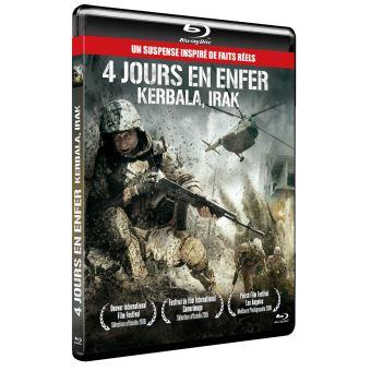 4 jours en Enfer : Kerbala, Irak Blu-ray