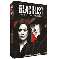 The Blacklist Saison 5 DVD