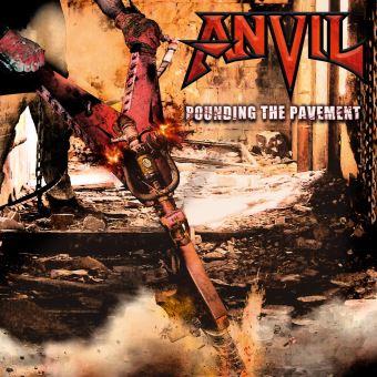 Pounding The Pavement Digipack Edition limitée Inclus un titre bonus et un poster