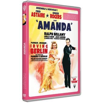 Amanda DVD