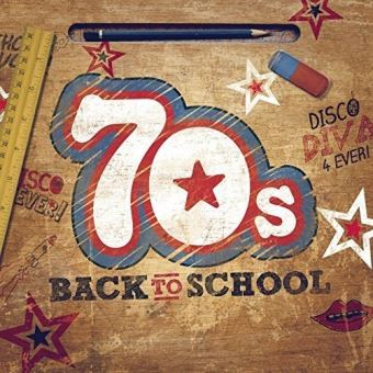 70S BACK TO SCHOOL/3CD