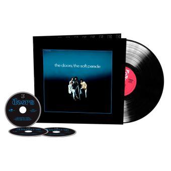 The soft parade - Ed Deluxe - Vinilo + 3 CD